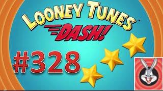 Looney Tunes Dash! level 328 - 3 stars - looney card.