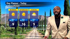 SA #Weather forecast | 29 July 2018