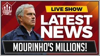 MOURINHO's HUGE Man United TRANSFER News!