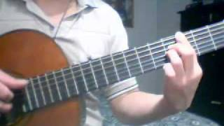 Mot coi di ve (Guitar)