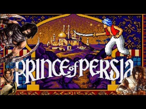 PRINCE OF PERSIA! Revisitando toda a franquia, e cuidado com os pulos
