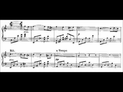 Alberto Ginastera - Argentinian Dance No. 2 (audio + sheet music)
