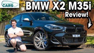 BMW X2 M35i 2021 Review: See what's NEW in this fire breathing SUV!