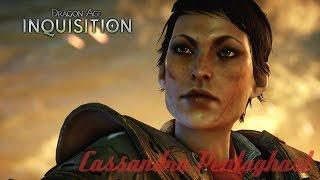 Dragon Age: Inquisition - Introducing Cassandra Pentaghast (First Conversation) Romance