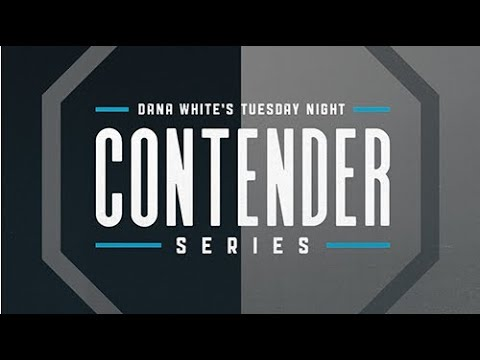 Dana White's Tuesday Night Contender Series Week 5: Pre-fight Show