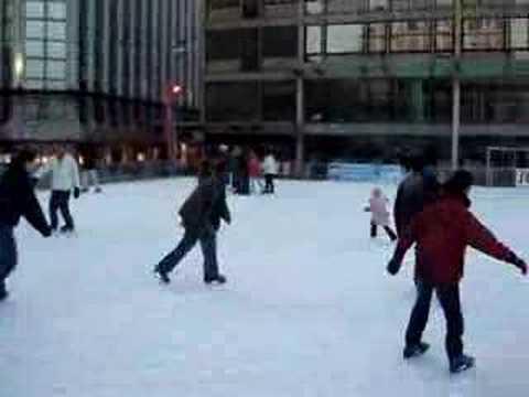 Ice Skating Geneva