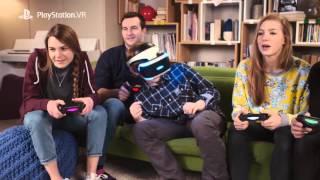 The Playroom VR | Gameplay trailer | PlayStation VR