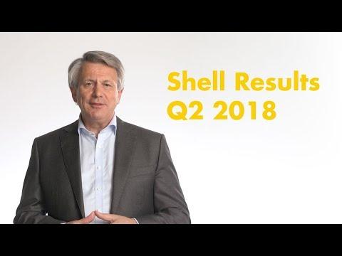 Shell CEO Ben van Beurden on Q2 2018 results | Investor Relations