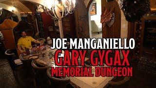 Joe Manganiello's 'Gary Gygax Memorial Dungeon'