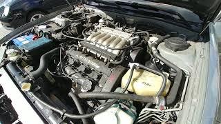 Mitsubishi Sigma / 3,0L V6 24V / Coldstart