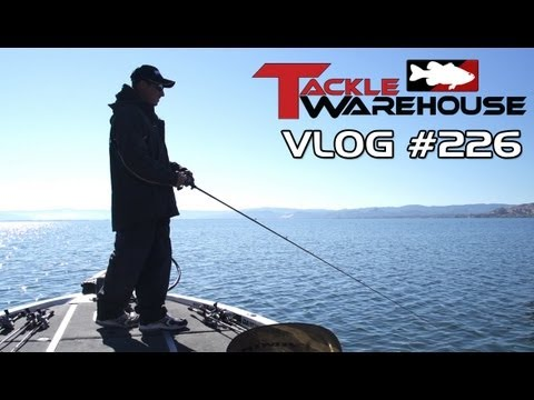 Fishing clear lake with bryan thrift part 4 tackle for Lake bryan fishing