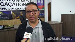 Vereador Paulo solicita limpeza no posto de Saúde da Morada do Sol