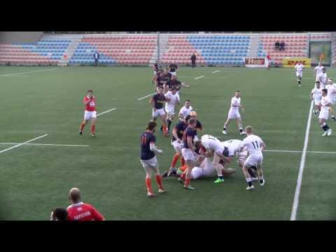 England U20s Vs Holland 'A'