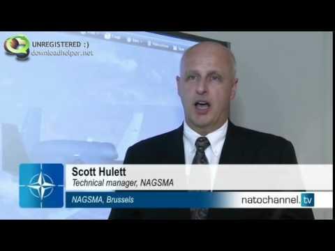 NATO AGS on NATO Channel TV (Feb. 2012)