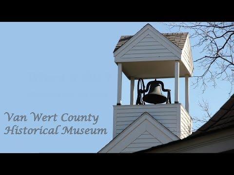 Van Wert County History Museum, Van Wert Ohio