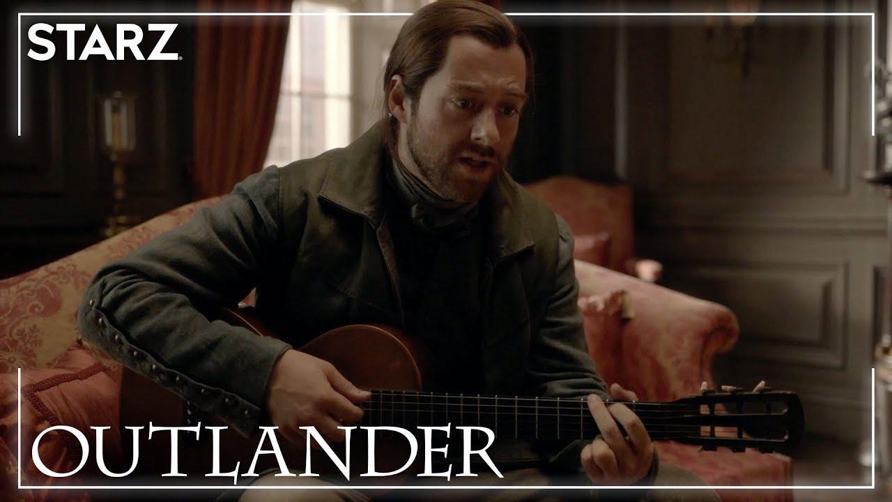 Download Outlander   Ep. 7 Clip 'Roger Sings Clementine'   Season 5