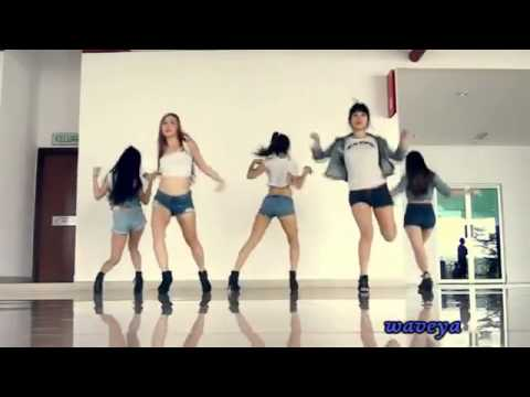 Girls 39 Generation I GOT A BOY Waveya ver dance practice