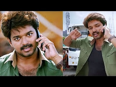 Bairavaa Trailer | Did you like Vijay's Mass dialogues? Comment at bottom