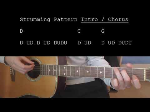 Bradley Cooper - Too Far Gone EASY Guitar Tutorial With Chords / Lyrics