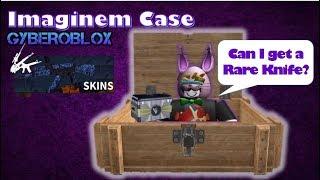Roblox Counter Blox Imaginem Case 'Rare Knife Challenge' #18   # 106