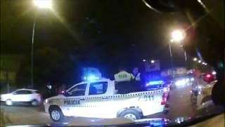 (part 1) Persecuciones 911 Policía de Tucumán Argentina