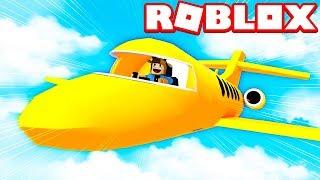 BECOMING A PILOT IN ROBLOX! (Roblox Pilot Simulator)