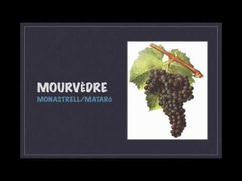 Winecast: Mourvèdre