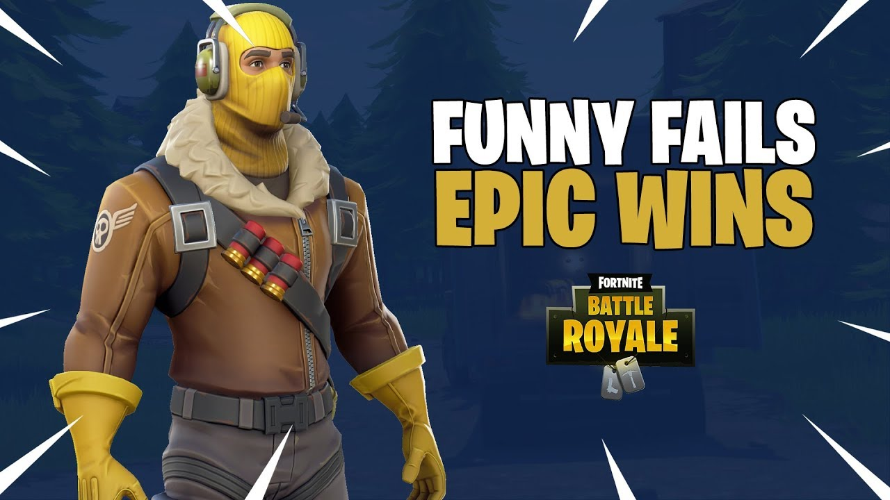 Fortnite Epic and Funny Moments #5 (Fortnite Funny Fails Compilation)