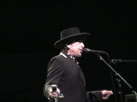 Bob Dylan, Things Have Changed , Glasgow 08.10.2011