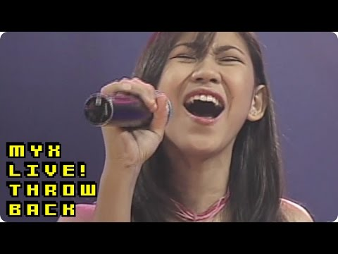 SARAH GERONIMO - To Love You More (MYX Live! Performance)