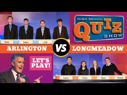 High School Quiz Show - Arlington vs. Longmeadow (605)