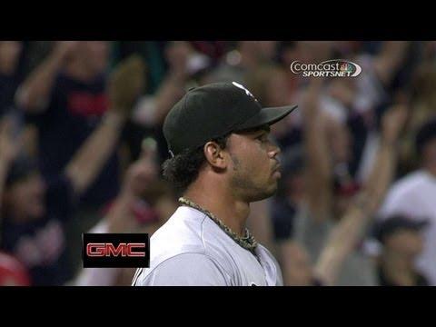 White Sox fall on Giambi