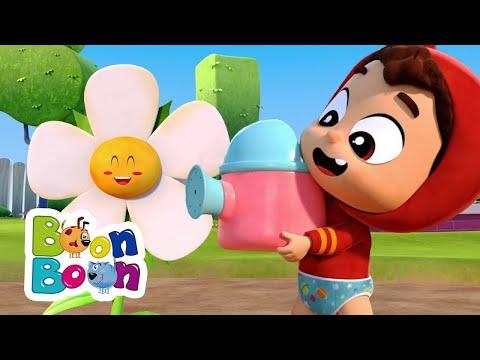 Floarea din gradinita | Cantece de toamna pentru copii | Cantece pentru gradinita BoonBoon – Cantece pentru copii in limba romana