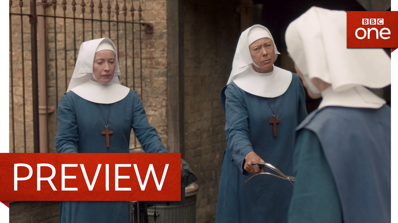Download Introducing a new rule - Call the Midwife: Series 6 Episode 3 Preview - BBC One