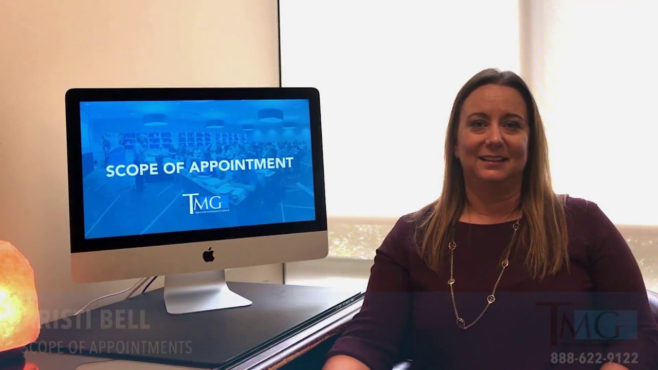 Why Is A Scope of Appointment Form Important? - YouTube