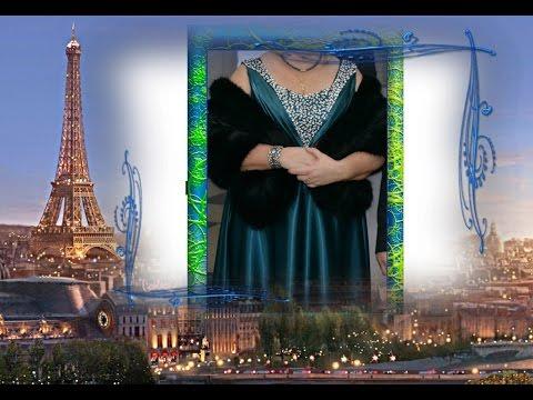 Вечернее платье от #АленыАхмадуленой #Фаберликиз YouTube · Длительность: 1 мин22 с