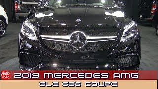 2019 Mercedes AMG GLE 63 S Coupe - Exterior And Interior - 2019 Quebec Auto Show