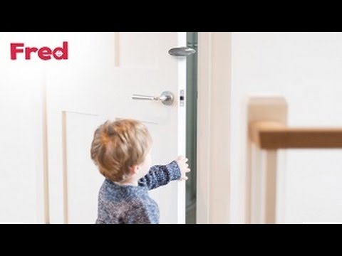 Watch the Fred Door Slam Stopper you-can-do-it video here