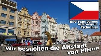 Pilsen Altstadt, Tschechien
