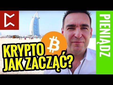 Bitcoin & Kryptowaluty - Jak zacząć? Pełna wersja wysokiej jakości
