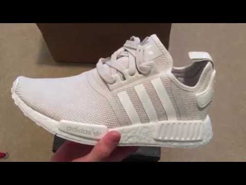 Cheap Adidas NMD Runner Unboxing On Feet.