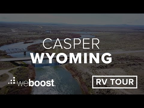 Explore Wyoming: Where To Find Outdoor Adventure & Fun in Casper, Wyoming