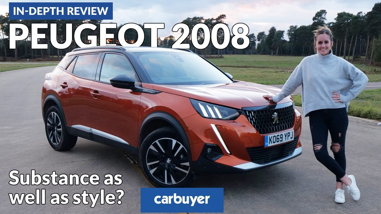 Download 2021 Peugeot 2008 in-depth review - substance as well as style?