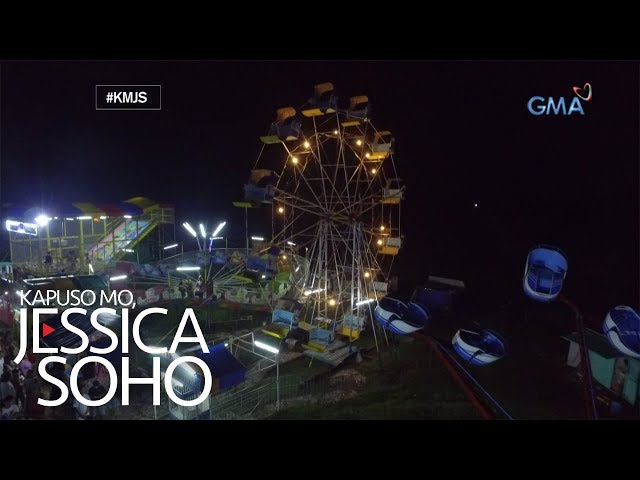 Kapuso Mo, Jessica Soho: Misteryosong Monster Ferris Wheel ng Surigao