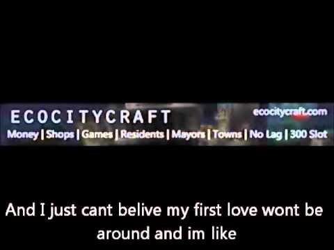 Ecocitycraft Karaoke - Baby - With subtitles