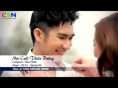 Noi Cuoi Thien duong-Quang Ha-Ha Vy