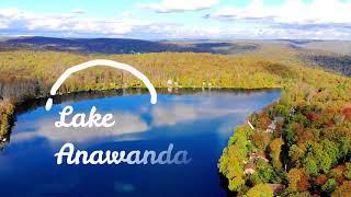DJI Mavic Air Video of Lake Anawanda - Upstate NY