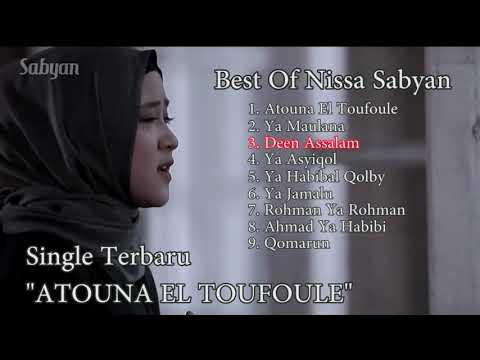 nissa-sabyan-single-terbaru-2018---atouna-el-toufoule-|-lagu-sholawat-terbaru-sabyan-gambus-2018