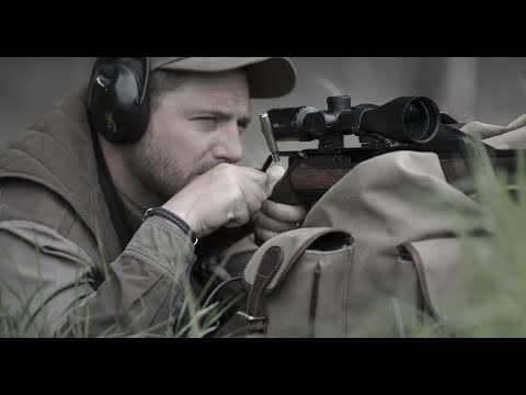 Browning Maral - Roe Deer Hunting In Scotland