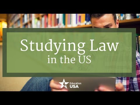 Studying Law in the USA